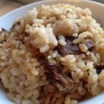 【サバの缶詰で作る簡単♪生姜の炊込みご飯】