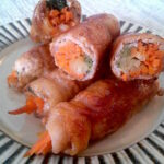 新生姜の肉巻きレシピ