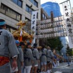 芝大門の通称生姜祭りに行ってきたよ